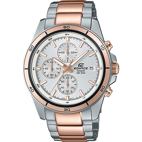 Casio Edifice Quartz Gents Casual Watch EFR-526SG-7A5V