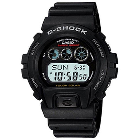 Casio G-Shock Black Resin Strap Watch DW-6900-1DR