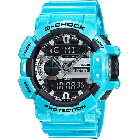 Casio G-Shock G-Mix Bluetooth Watch GBA-400-2C