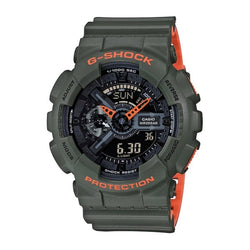 Casio G Shock GA-110LN-3A Men's Watch (Green)