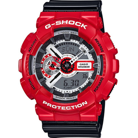 Casio G-Shock GA-110RD-4A XL Red/Black GA-110RD-4A