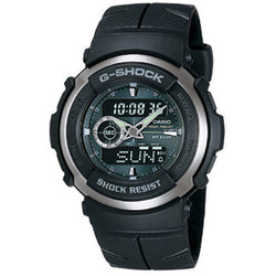Casio Men's G-Shock Watch NWT G-300-3A