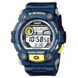 Casio G-Shock Men's Blue Resin Band Mens Watch G-7900-2DR