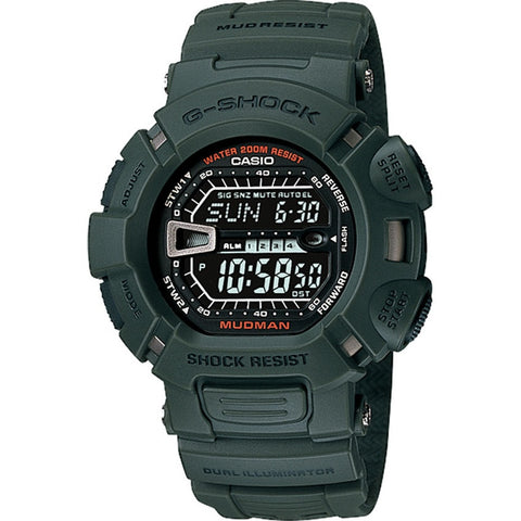 Casio G-Shock Men's G9000-3V G-Shock Mudman