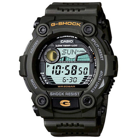 Casio G-Shock Mens Resin Strap Watch G-7900-3D