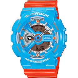 Casio G-SHOCK Mens Watch Neon Color GA-110NC-2A