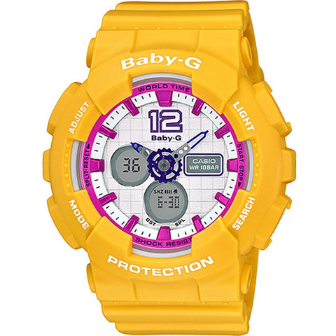 Casio Ladies' Baby-G Watch NWT BA-120-9B