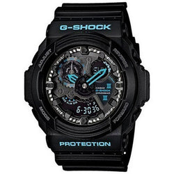 Casio Men's G-Shock Watch NWT GA-300BA-1A