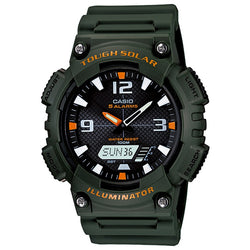 Casio Men's Resin Strap Watch AQ-S810W-3A