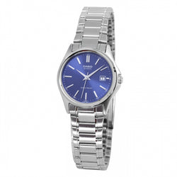 Casio Women's Stainless Steel Strap Watch LTP-1183A-2A
