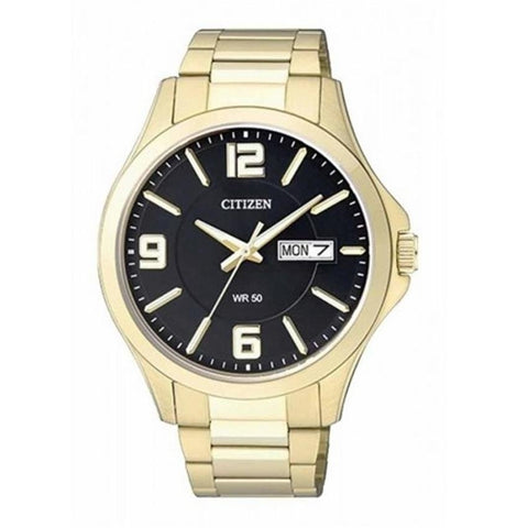 Citizen BF2003-50E Men's Watch Fashion (Gold)