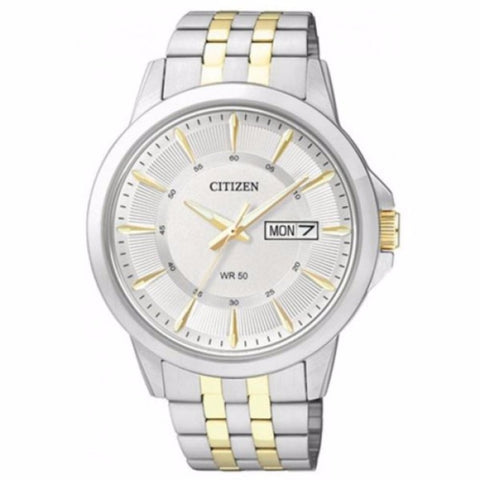Citizen BF2018-52A  Men's Watch Business (Silver)