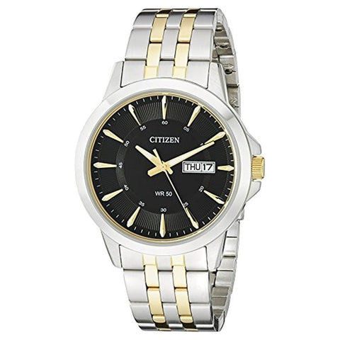 Citizen BF2018-52E Men's Watch Business (Black)