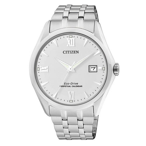 Citizen Eco-Drive Gent's Perpetual Calender Sapphire BL1280-54A