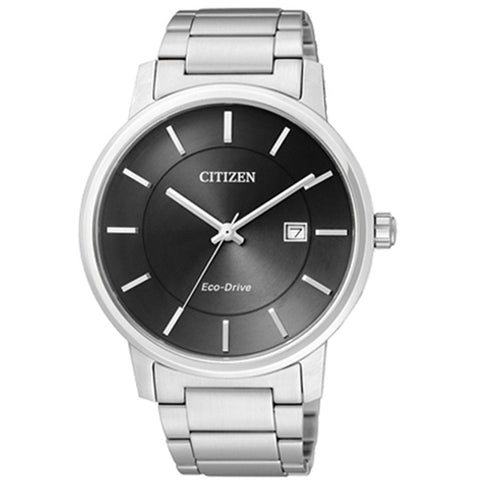 Citizen Men's Analog Black Dial Stainless Steel Watch BM6750-59E