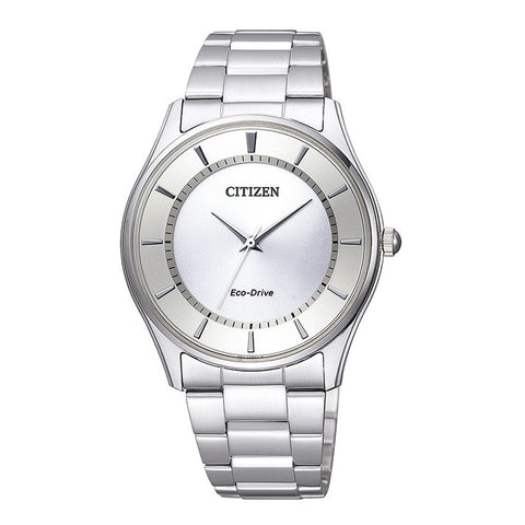Citizen Men's Eco-Drive Sapphire Stainless Steel Watch BJ6481-58A