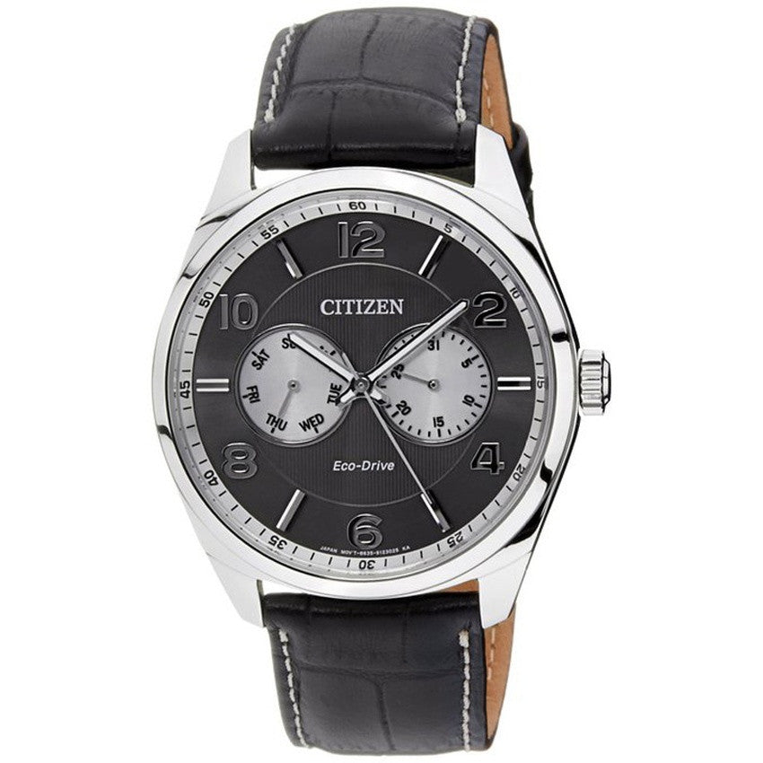Citizen Mens Eco-Drive Watch NWT AO9020-09H