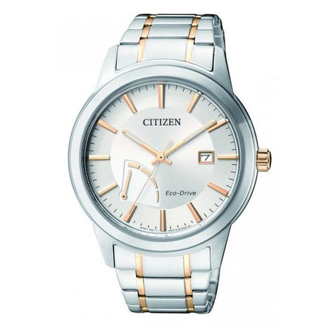 Citizen Men's Silver Stainless Steel Watch AW7014-53A