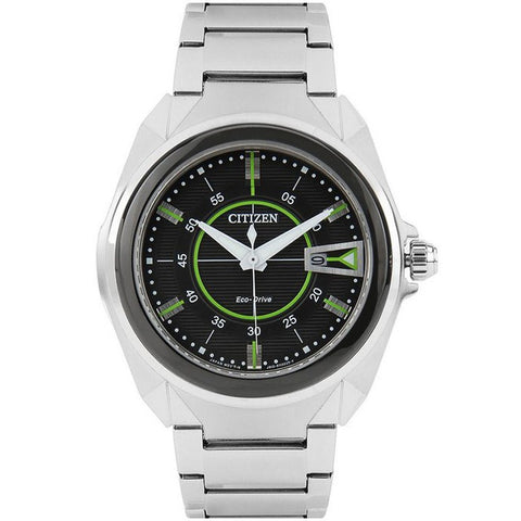 Citizen Men's Stainless Steel Strap Watch AW1021-51E