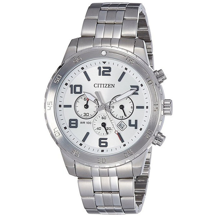 Citizen Quartz Stainless Steel Watch Case AN8130-53A