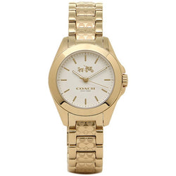 Coach 14502184 Ladies Tristen Analog Business Quartz Watch_