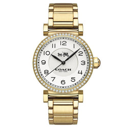Coach 14502397 Ladies Madison Analog Business Quartz Watch