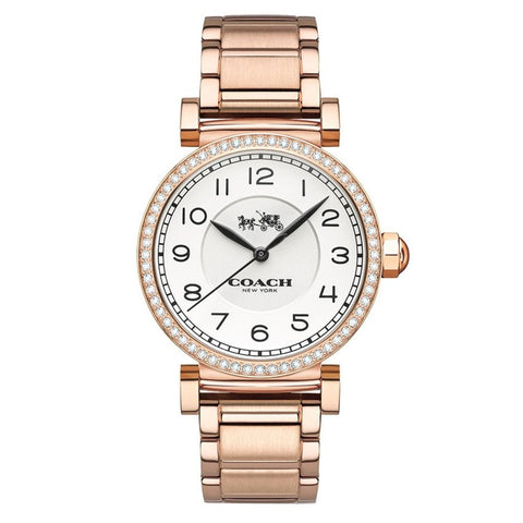 Coach 14502398 Ladies Madison Analog Dress Quartz Watch