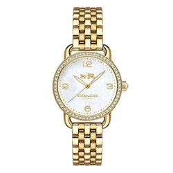 Coach 14502478 Ladies Delancey Analog Dress Quartz Watch_