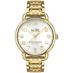 Coach 14502496 Ladies Delancey Analog Business Quartz Watch