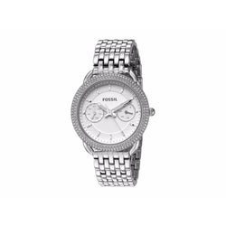 Fossil Women's Tailor Stainless Steel Bracelet Watch 35mm ES4054