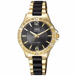Q&Q By Citizen Women's Two Tone watch Analogue F533J002Y
