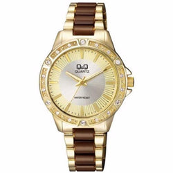 Q&Q By Citizen Women's Two Tone watch Analogue - F533J010Y