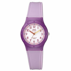 Q&Q VR75J005Y by Citizen Kids Analog Fashion Purple Sport Watch