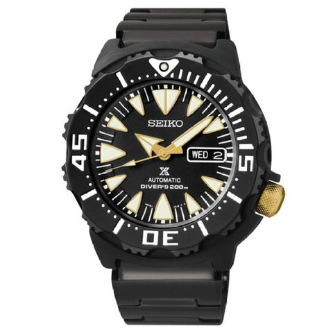 Seiko Men's Resin Band Watch SRP583K1
