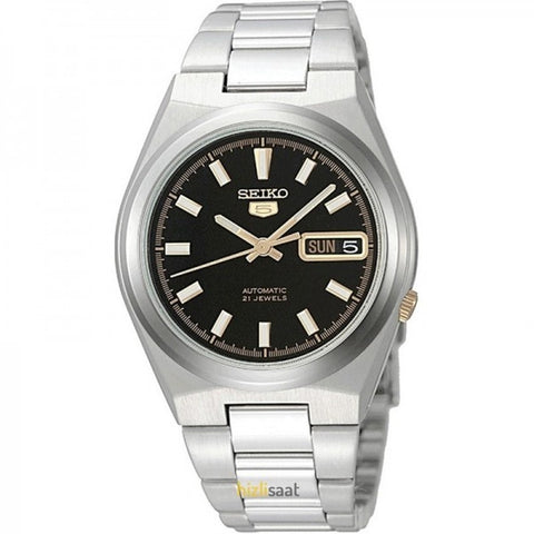 Seiko Men's Stainless Steel Watch SNKC57J1