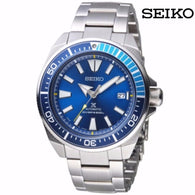"Seiko Prospex ""BLUE LAGOON"" Samurai Automatic Diver's 200M Made In Japan SRPB09J1 SRPB09"
