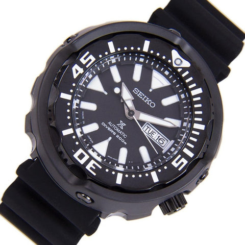 Seiko SRPA81J1 Rubber Strap Men's Watch