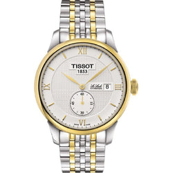 TISSOT Le Locle Automatic White Dial Two-tone Men's Watch T006.428.22.038.01
