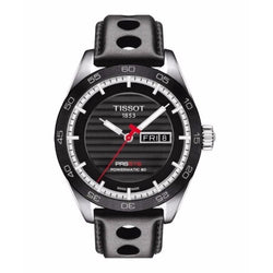 Tissot PRS 516 Men's Watch (Black)