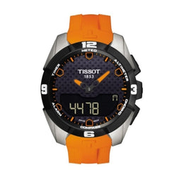 Tissot T091.420.47.051.01 T-Touch Expert Solar Men's Analog Digital Watch(Multicolor)