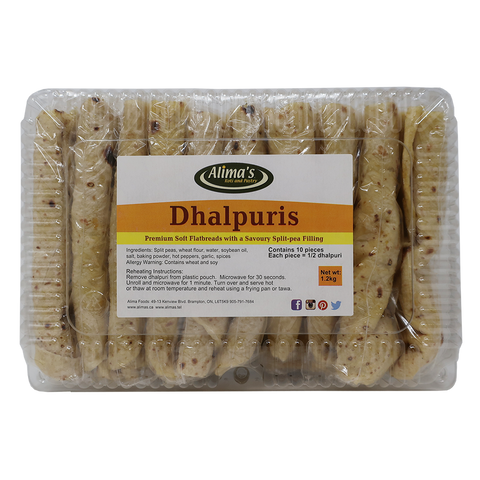 Dhalpuri Convenience Pack