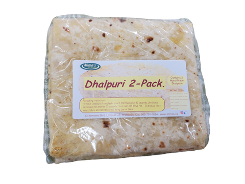 Dhalpuri Convenience 2 Pack
