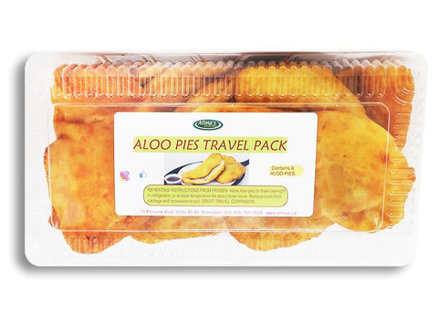 Aloo Pie 8 pieces Travel Pack
