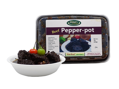 Beef Pepper-pot 1lb