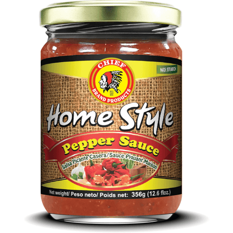 CHIEF - Home Style Papper Sauce 355g