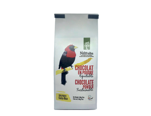 Naturalba Sustainable Chocolate Powder - Costa Rica