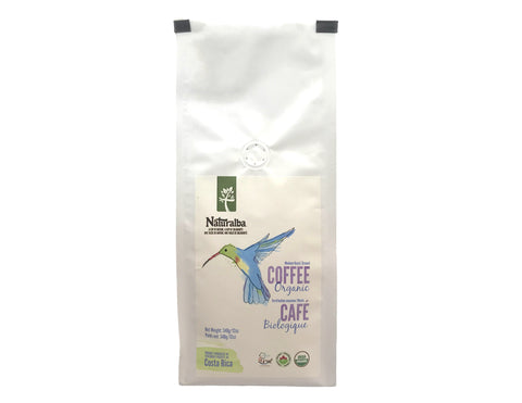 Naturalba Organic Coffee - Costa Rica