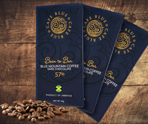 Cafe Blue Jamaica Blue Mountain Dark Chocolate