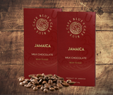 Cafe Blue Jamaica Blue Mountaint Milk Chocolate