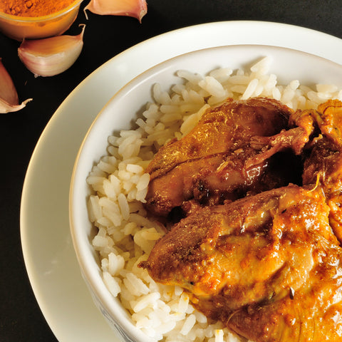 Chicken Curry (boneless) 1lb